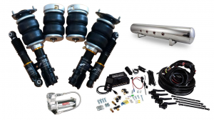 A3 8V1 2WD f55 (Rr Twist- beam Suspension) OE Rr Separated 2012-UP - Complete Kit