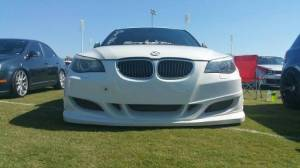 E61 (4WD) (with warning message from ride height control system) 2003-2010 - Complete Kit - AirForce - AirForce Suspension BMW W/ Air Lift Controls: E61 (4WD) (with warning message from ride height control system) 2003-2010