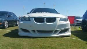 E 63 / E 64 M6  2004-2010 - Complete Kit - AirForce - AirForce Suspension BMW W/ Air Lift Controls: E 63 / E 64 M6  2004-2010