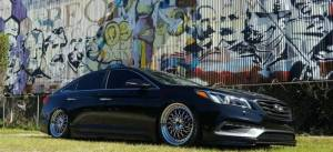 GENESIS COUPE 2008-2010 - Complete Kit - AirForce - AirForce Suspension HYUNDAI W/ Air Lift Controls: GENESIS COUPE 2008-2010