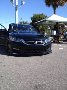 ACCORD CL 7/8/9 (USA) 2001-2008 - Complete Kit - AirForce - AirForce Suspension HONDA W/ Air Lift Controls: ACCORD CL 7/8/9 (USA) 2001-2008
