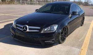 C CLASS W205 4/6/8 CYL 4WD (OE FOR AIR STRUT) 2015-UP - Complete Kit - AirForce - AirForce Suspension MERCEDES BENZ W/ Air Lift Controls: C CLASS W205 4/6/8 CYL 4WD (OE FOR AIR STRUT) 2015-UP