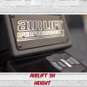 Air Management Systems & Accessories - AIR LIFT PERFORMANCE AIR MANAGEMENT SYSTEMS - AIRLIFT PERFORMANCE - Airlift 27695 3H Height and Pressure Controller 3/8TH NO TANK, NO COMPRESSOR : 27695