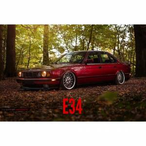 E 34 6/8 CYL OE f51 FRT WELDING 1987-1995 - Complete Kit - AirForce - AirForce Suspension BMW W/ Air Lift Controls: E 34 6/8 CYL OE f51 FRT WELDING 1987-1995